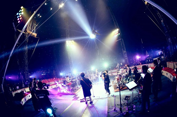Sumika オンライン ライブ