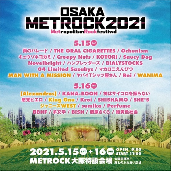 METROCK2021