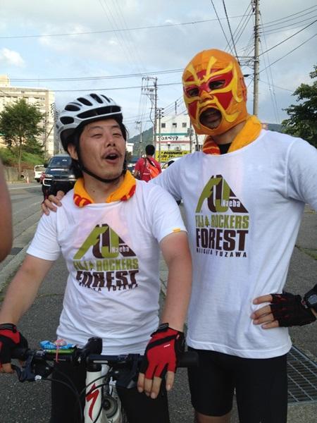 mask&fujiyama