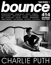 bounce201805_CHARLIE_PUTH