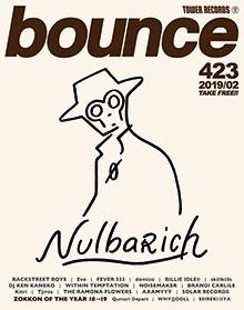 bounce201902_Nulbarich