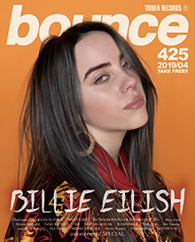 bounce201904_BILLIE_EILISH