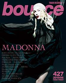 bounce201906_MADONNA