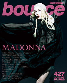 bounce201906_MADONNA
