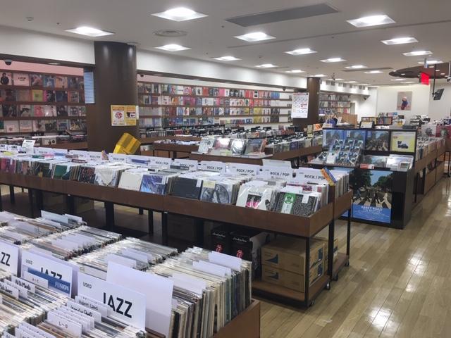 新宿 タワレコ