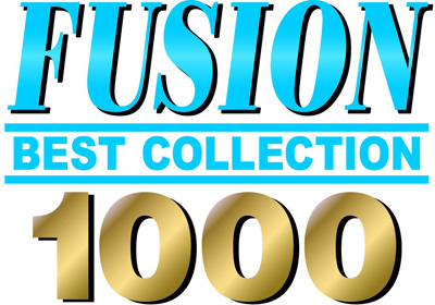 FUSION BEST COLLECTION 1000 サマーキャンペーン2015 先着で特典付き!