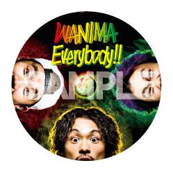 """メジャー1stフルアルバム『Everybody!!』発売記念""""WANIMA×TOWER RECORDS ..."""