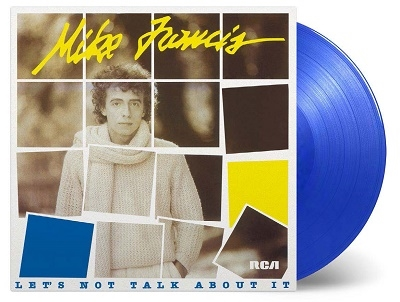 Mike Francis / Let's Not Talk About It<