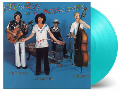 THE MODERN LOVERS『ROCK 'N ROLL WITH THE MODERN LOVERS』