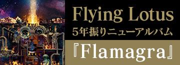 Flying Lotus「Flamagra」