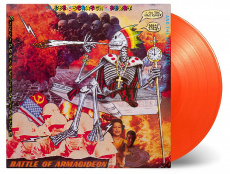LEE 'SCRATCH' PERRY & THE UPSETTERS / BATTLE OF ARMAGIDEON