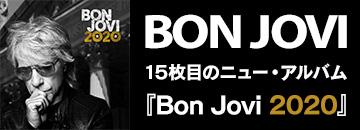 Bon Jovi『Bon Jovi 2020』
