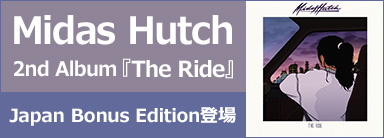 Midas Hutch『The Ride』