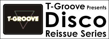 T-Groove Presents Disco Reissue Series