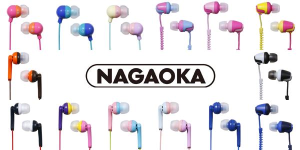 NAGAOKAヘッドフォン