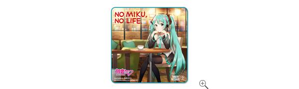 NO MIKU, NO LIFE.