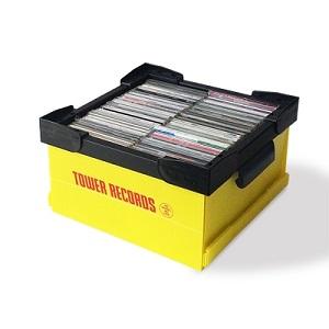 タワレコ・コンテナ(CD・レコード収納)