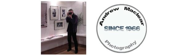 Andrew Maclear x STUDIO RUDE