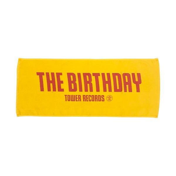 The Birthdayフェイスタオル