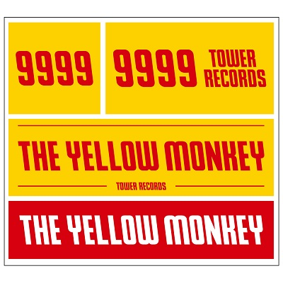 THE YELLOW MONKEY × TOWER RECORDS