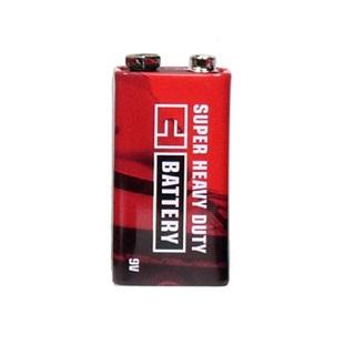 EHX9V 9V マンガン電池