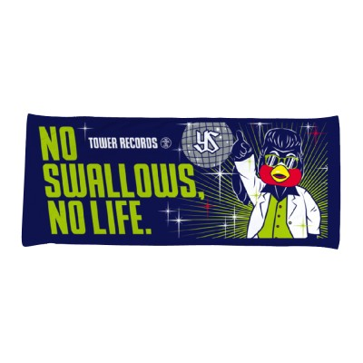 NO SWALLOWS, NO LIFE. 2019