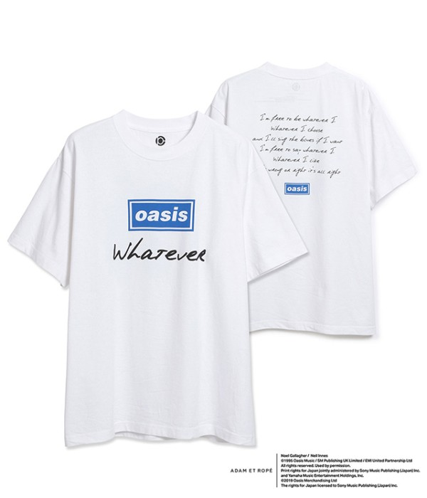 oasis Tシャツ