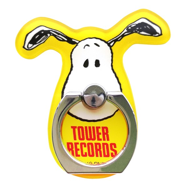 スヌーピー × TOWER RECORDS