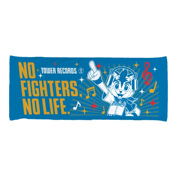 NO FIGHTERS, NO LIFE.