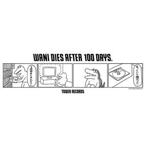 100日後に死ぬワニ