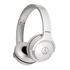 Audio-Technica たくさん聴ける、快適に話せる、軽やかなヘッドホン「ATH-S220BT」発売
