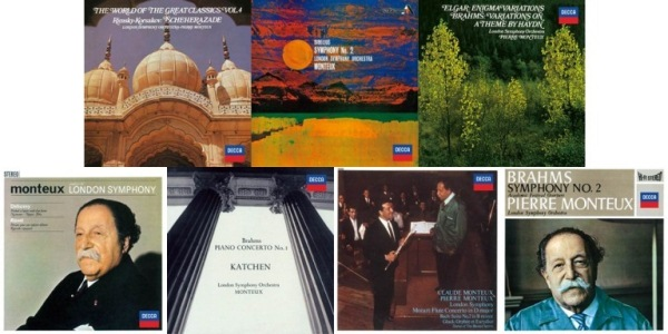UNIVERSAL MUSIC×TOWER RECORDS「VINTAGE COLLECTION+plus」特別編~没後50年 ピエール・モントゥーの芸術 Vol.2
