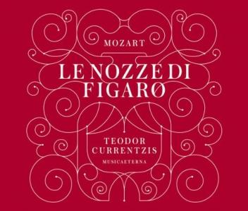5位:クルレンツィス指揮 モーツァルト:フィガロの結婚