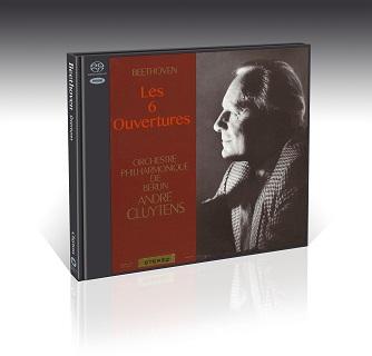 クリュイタンスのベートーヴェン序曲集