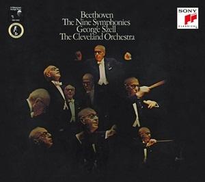SICC10224~8セル/ベートーヴェン交響曲全集
