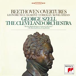 SICC10229セル/ベートーヴェン序曲集