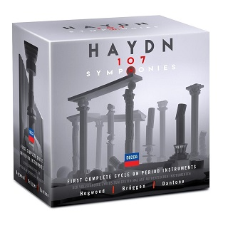 ハイドン交響曲全集