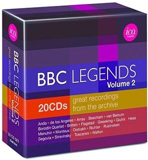 BBC LEGENDS BOX Vol.2