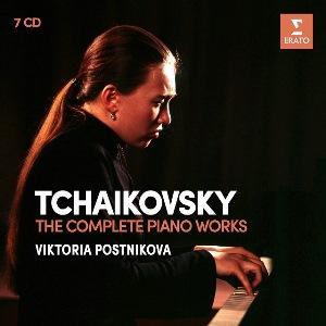 ポストニコワのチャイコフスキー