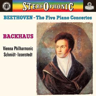 バックハウスのベートーヴェン