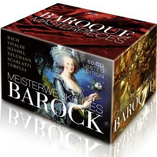 Baroque Masterpieces - 60CD Limited Edition