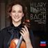 ヒラリー・ハーンのバッハがデッカからCDとLPで登場!20年の歳月を経てバッハの無伴奏全曲が遂に完結!