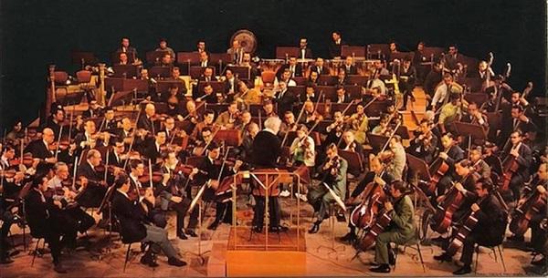 ミュンシュとパリ管弦楽団