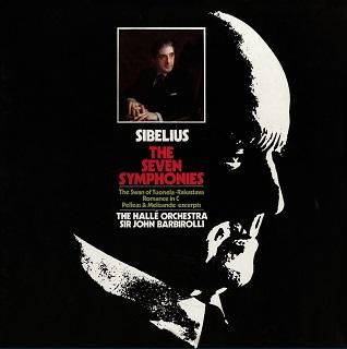 バルビローリのシベリウス:交響曲全集