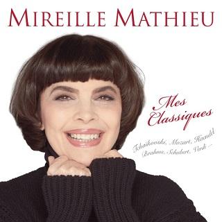 ミレイユ・マチューのクラシック曲集