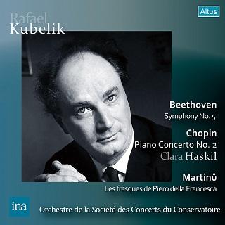 クーベリック&パリ音楽院管のステレオ・ライヴ