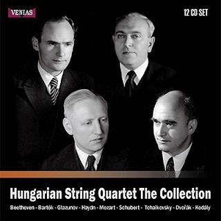 ハンガリー弦楽四重奏団