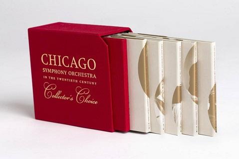 20世紀のシカゴ交響楽団~コレクターズ・チョイス
