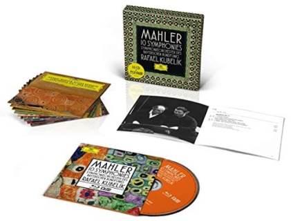 クーベリックのマーラー交響曲全集