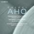 名手ヨルゲン・ファン・ライエン参加!フィンランドの作曲家、カレヴィ・アホの金管楽器のための協奏曲集(SACDハイブリッド)